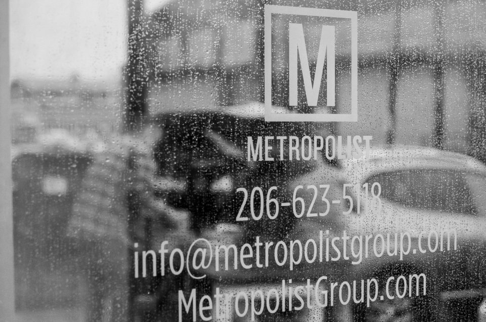Metropolist Pie Event | Seattle Event Photographer
